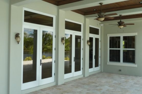 Stylish French Doors