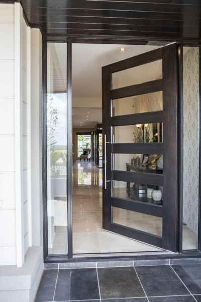 Functional and Stylish Pivot Doors