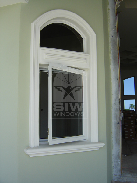 Project Out Window : Casements and project out windows impact ready glass